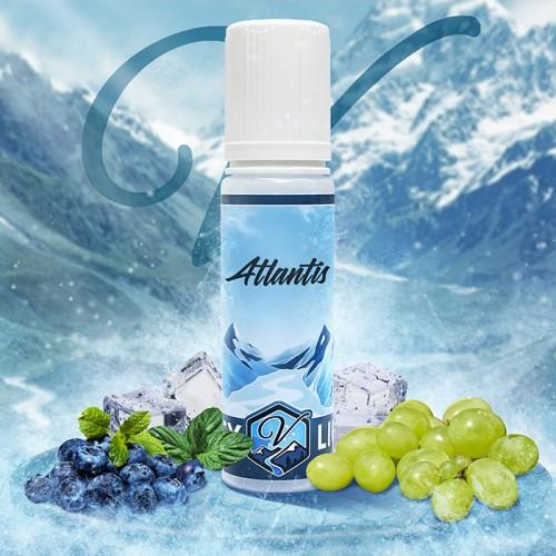 Atlantis 50ml Shortfill