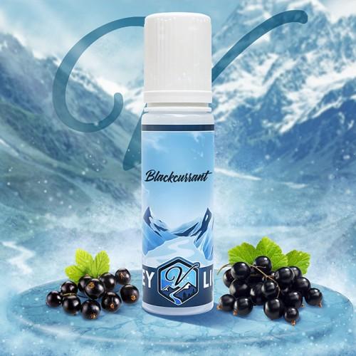 Blackcurrant 50ml Shortfill