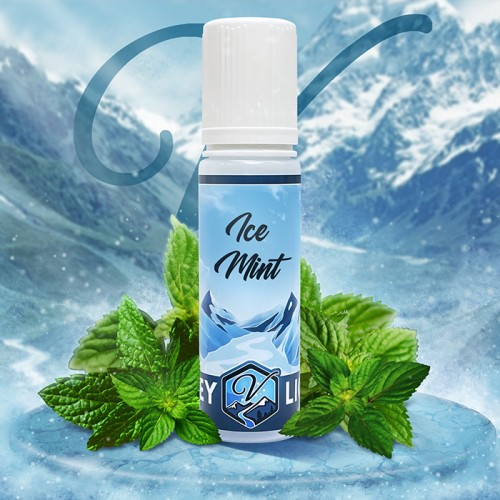 Ice Mint 50ml Shortfill