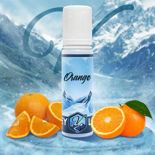 Orange 50ml Shortfill