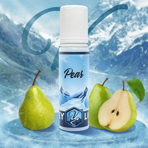 Pear 50ml Shortfill
