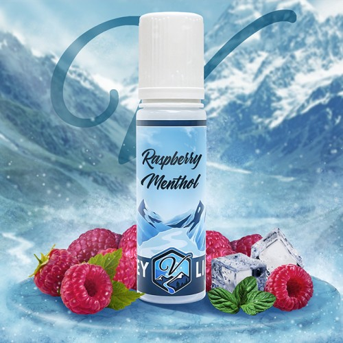 Raspberry Menthol 50ml Shortfill