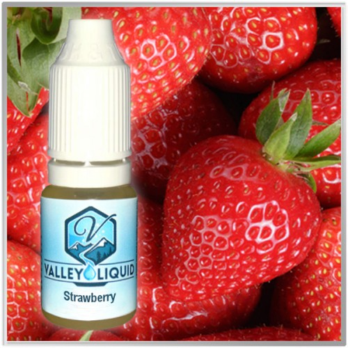 Strawberry - Valley Liquids