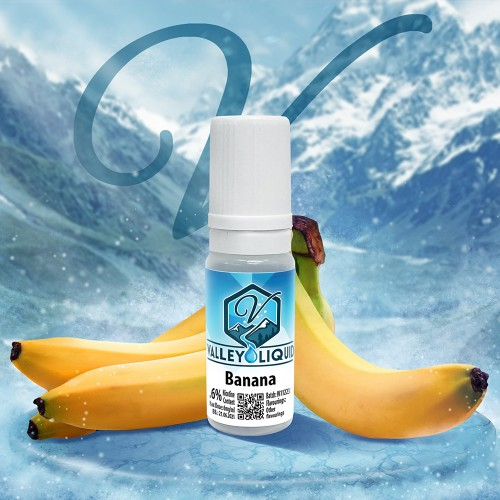 Banana - Valley Liquids