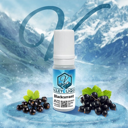 Blackcurrant - Valley Liquids