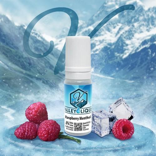 Raspberry Menthol - Valley Liquids