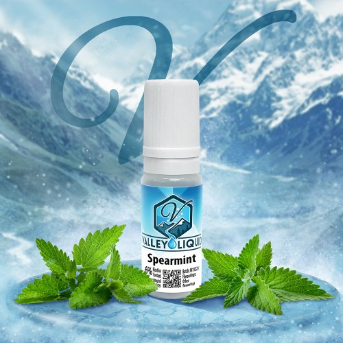 Spearmint - Valley Liquids