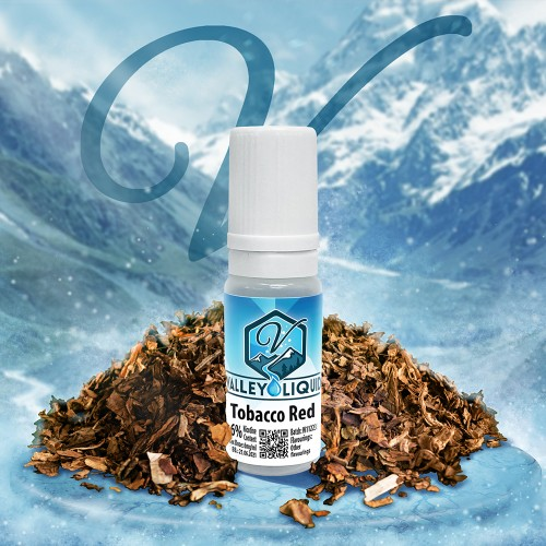 Tobacco Red - Valley Liquids