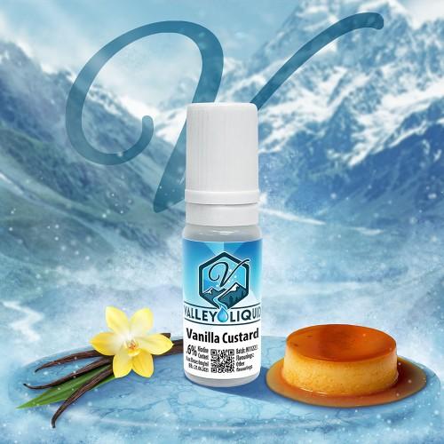 Vanilla Custard - Valley Liquids