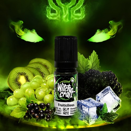 Fruitilicious 10ml
