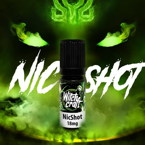 Nicshot 18mg 10ml