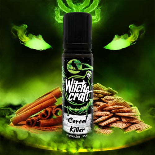 Cereal Killer 50ml Shortfill