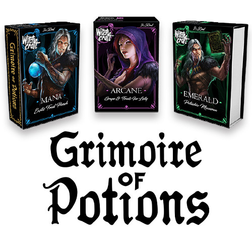 Grimoire of Potions
