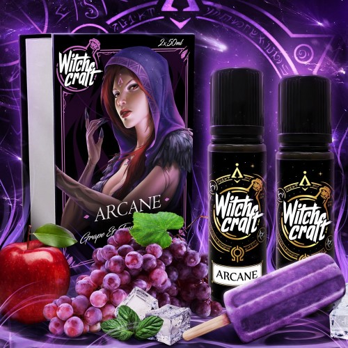 Arcane 2x50ml Box Shortfill