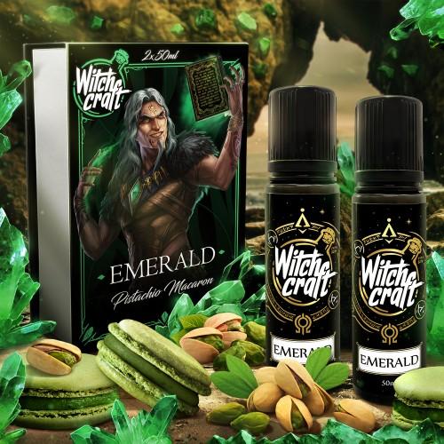 Emerald 2x50ml Box Shortfill
