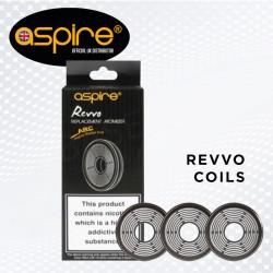 Aspire Revvo Coils pack of 3