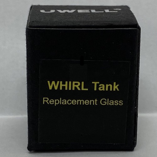 Uwell Whirl Glass Replacement
