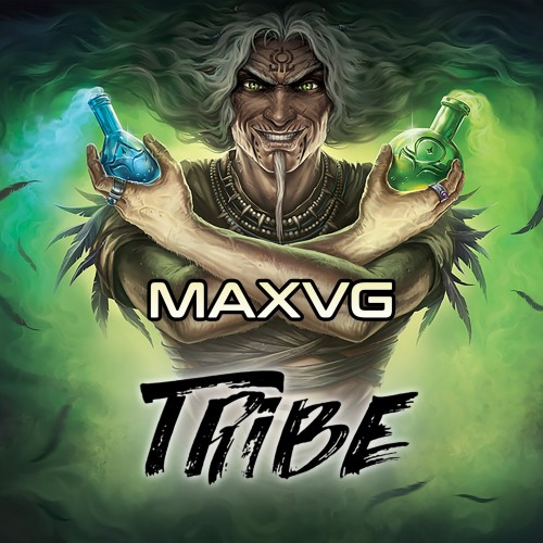Tribe 10ml - maxVG