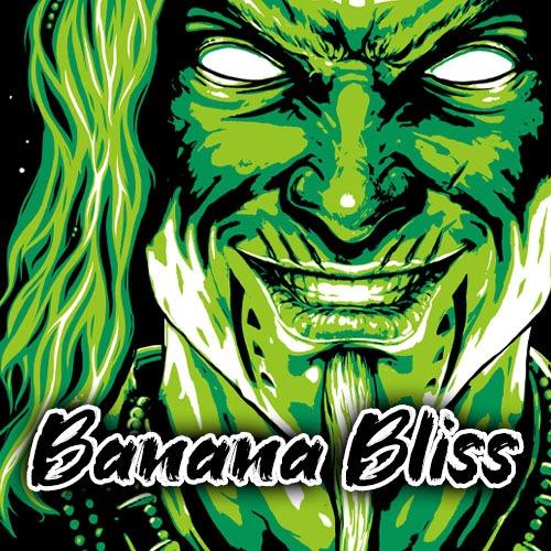 Banana Bliss 50ml Shortfill