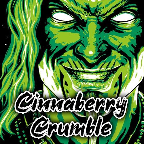 Cinnaberry Crumble 50ml Shortfill