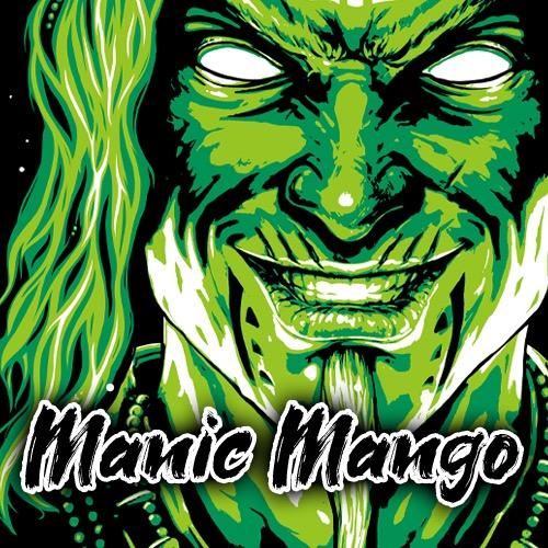 Manic Mango 50ml Shortfill