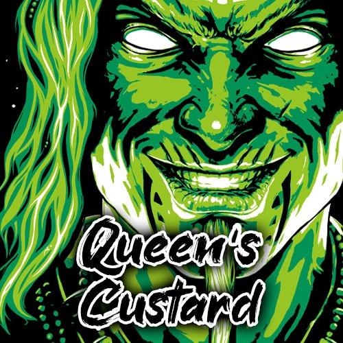 Queens Custard 50ml Shortfill